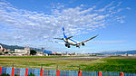 ANA Boeing 787-881 JA874A on Final Approaching at Taipei Songshan Airport 20151222c.jpg