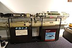 ASQ-153 Pave Spike system, view 1 - National Electronics Museum - DSC00517.JPG