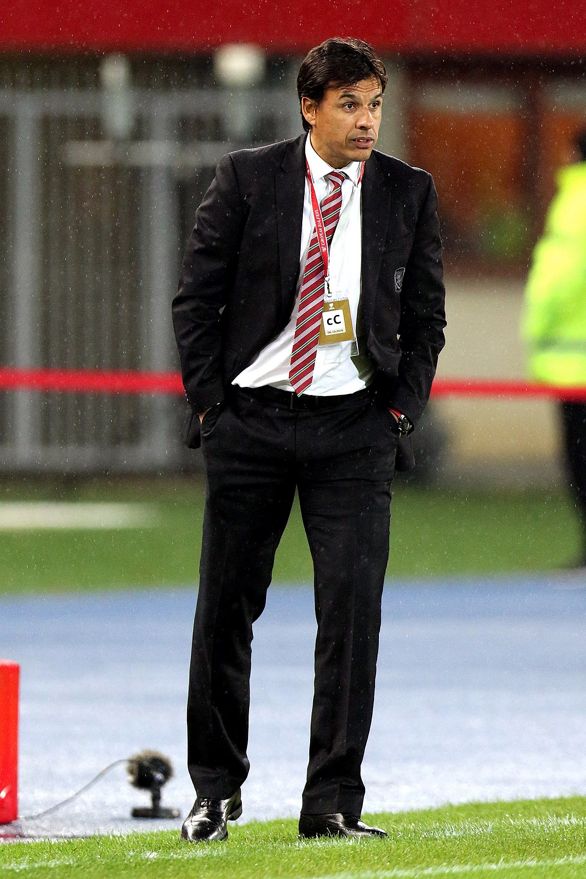Wales national football team manager - Wikipedia