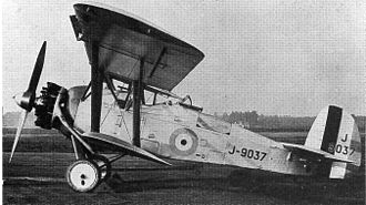 Armstrong Whitworth Atlas - Armstrong Whitworth Aries