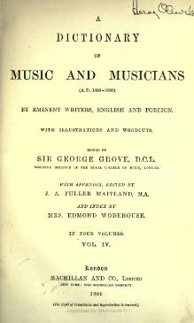 A Dictionary of Music and Musicians vol 4.djvu