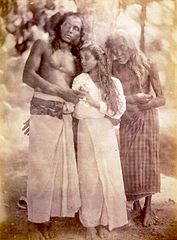 A Group of Kalutara Peasants 1, by Julia Margaret Cameron.jpg