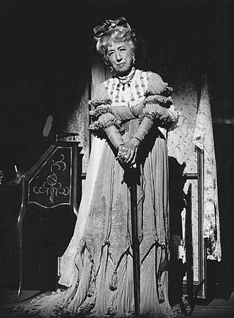 Margaret Hamilton (actress) - Hamilton as Madame Armfeldt in the national tour of A Little Night Music (1974)