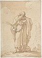 A Martyr Saint Reading MET DP809889.jpg