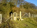 A Stile near Greenhill Wood - geograph.org.uk - 87301.jpg