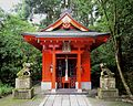 A beautiful shrine attached to the Hakone shrine - Flickr - odako1.jpg