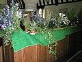 A church full of flowers - geograph.org.uk - 863974.jpg