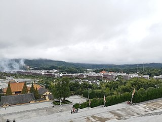 Weishan Township, Ningxiang Township in Hunan, Peoples Republic of China