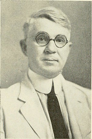 George B. Ward - George B. Ward.