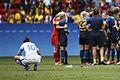 A seleção feminina de futebol dos EUA enfrenta a Suécia (28654898830).jpg