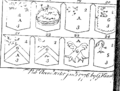 A short and easy introduction to heraldry, in two parts Fleuron T113900-16.png
