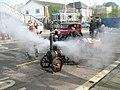 A steamy scene outside Petersfield Station - geograph.org.uk - 1249563.jpg