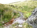 A track ford across a polluted stream - geograph.org.uk - 558686.jpg