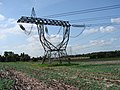 A very ugly pylon - geograph.org.uk - 552666.jpg