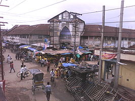 A view of Chowk Market, Tezpur.jpg