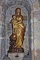 Abbatiale St Césaire (Maurs)-Vierge à l'enfant.jpg