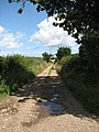 Access to Heath Farm - geograph.org.uk - 876120.jpg
