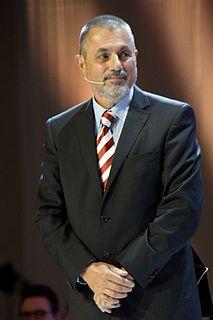 Peter Jambrek Slovenian politician
