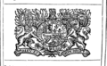 Acts and statutes made in a Parliament begun at Dublin, the twelfth day of November, Anno Dom Fleuron T126993-23.png