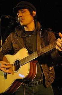Adam Gnade American musician