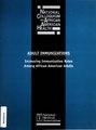 Adult Immunizations- Increasing Immunization Rates among African-American Adults (IA adultimmunizatio00unse).pdf