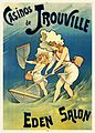 Affiche Casino de Trouville, Choubrac.jpg
