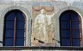 Affreschi della facciata di palazzo dell'antella, 1619, secondo piano 08 figura di fabrizio boschi.JPG