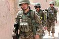 Afghan National Security Forces are seen on patrol in the Sperwan Ghar region, Kandahar province, Afghanistan, April 1, 2012 120401-A-VQ566-468.jpg