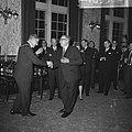 Afscheid van de Rotterdamse bankier K.P. van der Mandele burgemeester Thomassen, Bestanddeelnr 918-5582.jpg