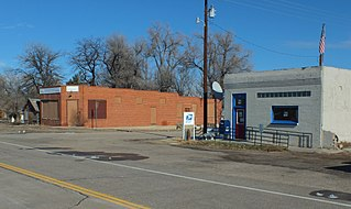 Agate, Colorado Unincorporated community in State of Colorado, United States