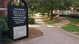Agnes Scott College - Agnes Scott College Mission Statement