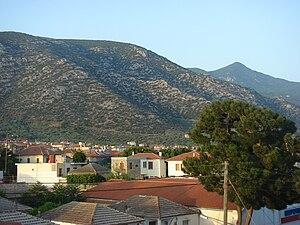 Agria - Panoramic view.