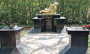 Agustín Lara - Grave of Agustín Lara