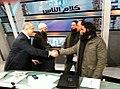 Ahmed al-Assir hosted in the political talk show Kalam El-Nas.jpg