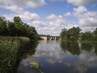 Aidar River - Image: Aidar River
