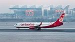 Air Berlin Boeing 737-86J D-ABKM MUC 2015 01.jpg