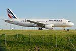 Air France, F-GKXV, Airbus A320-214 (28459795515) (2).jpg