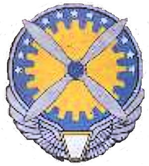 Fairfax Field - Image: Air Technical Service Command Emblem