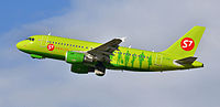 VP-BHK - A319 - S7 Airlines