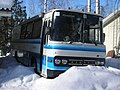 Ajokki bus converted to recreational vehicle.JPG