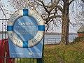 Aktion Blaues Wunder Berlin (Blue Wonder Campaign Berlin) - geo.hlipp.de - 35187.jpg