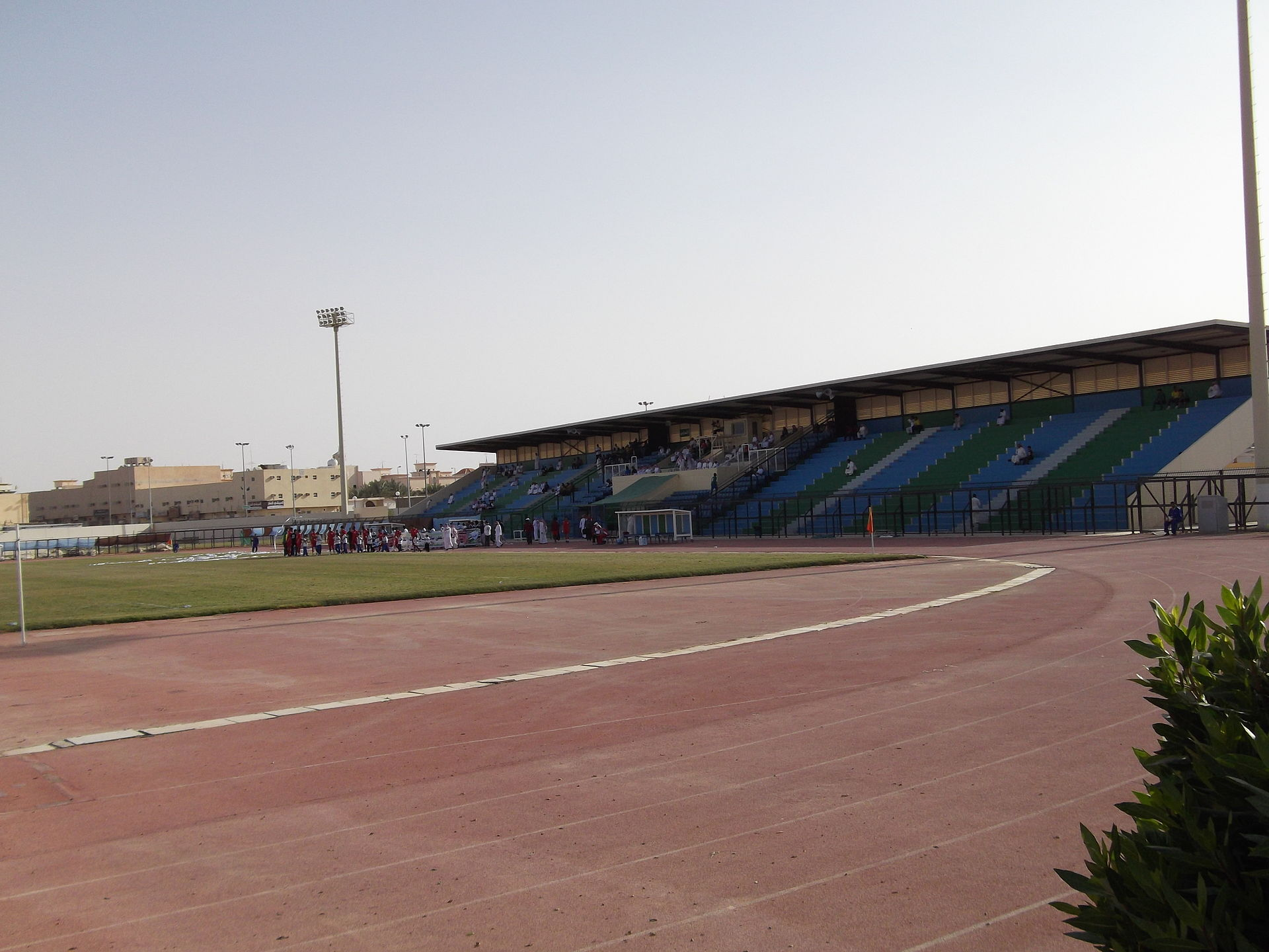 Al-Shoulla Club Stadium