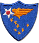 Alaskan Air Command - USAAF Patch