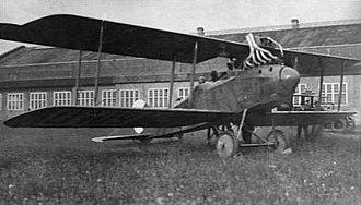 Albatros C.XV - A civil Albatros C.XV at Berlin-Johannisthal, 1919