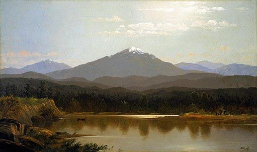 Albert Bierstadt - Laramie Peak