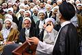 Ali Khamenei meets Qom Seminary's students 2016 (5).jpg