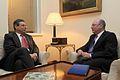 Alistair Burt meets Israel's Deputy Foreign Minister Danny Ayalon (5360068943).jpg