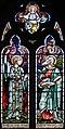 All Saints, Boyne Hill, Maidenhead, Berks - Window - geograph.org.uk - 901497.jpg