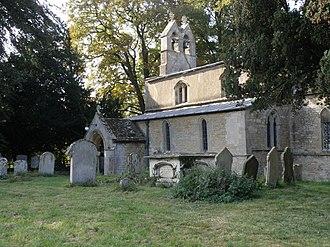 Little Casterton - Image: All Saints, Little Casterton geograph.org.uk 1496381