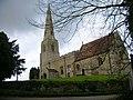 All Saints Church, Brington - geograph.org.uk - 345566.jpg